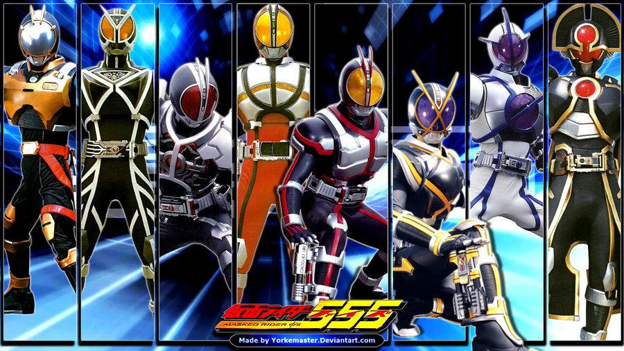 假面骑士555.jpg (900×506) Kamen rider, Kamen rider faiz